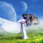 Lady Eve of Planet Eden - HD Wallpaper